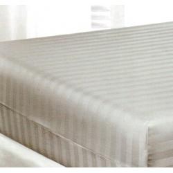 Funda colchón de raso labrado