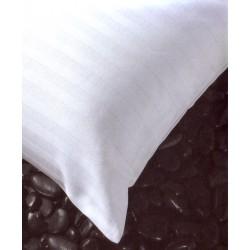 Funda almohada de Raso labrado